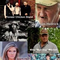 Hillbilly Woodstock Set for 8/1-2