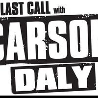 Listings for LAST CALL WITH CARSON DALY, 1/8-17