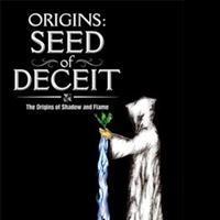 ND Taylor Releases Debut Novel, ORIGINS: SEED OF DECEIT