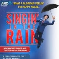 BWW Reviews: SINGIN' IN THE RAIN - Underwhelming Adaptation of Classic Movie Musical