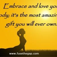 Fitness Tip of the Day: Love Your Body