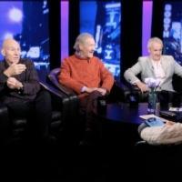 THEATER TALK to Welcome Patrick Stewart, Ian McKellen and Sean Mathias, Now thru 12/23