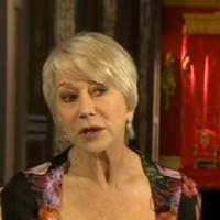 Helen Mirren on Returning as the Queen in THE AUDIENCE