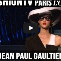 VIDEO: Jean Paul Gaultier Spring/Summer 2015 FIRST LOOK ft Coco Rocha