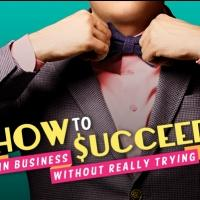 Stoneham Theatre to Stage HOW TO SUCCEED IN BUSINESS WITHOUT REALLY TRYING, 5/14-6/7