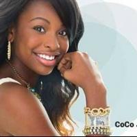 Global Winter Wonderland Hosts Radio Disney Star CoCo Jones Today