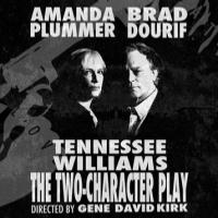 Rob Sedgwick and Elize Russell Join THE TWO-CHARACTER PLAY on 9/9 & 11