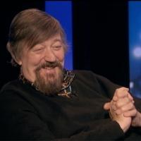 TWELFTH NIGHT's Stephen Fry Set for THEATER TALK, Beg. Today