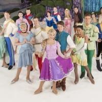Disney On Ice Begins DARE TO DREAM at The Palace of Auburn Hills Tonight