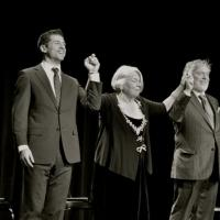 Photo Coverage: Tyne Daly, Daniel Davis & Tony Yazbeck in HOW HE LIED TO HER HUSBAND for GTG's Project Shaw