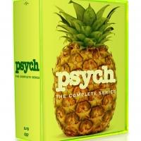 PSYCH: The Complete Series Comes to DVD Today