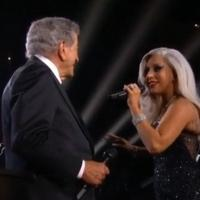 VIDEO: Tony Bennett & Lady Gaga Perform 'Cheek to Cheek' at THE GRAMMYS