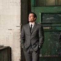 Photo Flash: First Look - Henry Cavill in MAN FROM U.N.C.L.E.