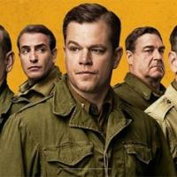 SiriusXM to Broadcast Exclusive Town Hall Event with  Cast of THE MONUMENTS MEN