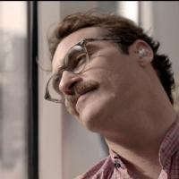 VIDEO: New Trailer for Spike Jonze's HER, Starring Joaquin Phoenix