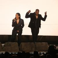VIDEO: Rihanna, Kanye West & Paul McCartney Perform Live Debut of 'FourFiveSeconds' at GRAMMYS