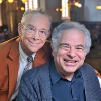 Joel Grey & More Featured on GREAT PERFORMANCES' Rejoice with Itzhak Perlman and Cantor Yitzchak Meir Helfgot, 8/28