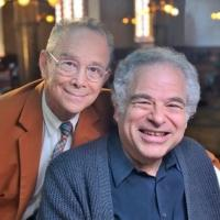 'Rejoice With Itzhak Perlman and Cantor Yitzchak Meir Helfgot' Airs on THIRTEEN'S GREAT PERFORMANCES, 8/28