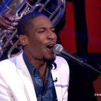 VIDEO: Jon Batiste Performs 'Express Yourself' on COLBERT