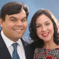 InDepth InterView: Robert Lopez & Kristen Anderson Lopez Talk New THE COMEDIANS Specialty Song, Plus UP HERE, FROZEN Onstage & Much More