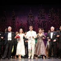 Photo Flash: First Look at Brian Stokes Mitchell, Laura Osnes, Tony Sheldon and More in Encores! THE BAND WAGON