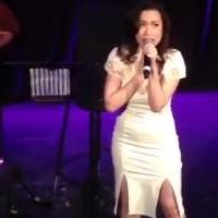 STAGE TUBE: Rachelle Ann Go Sings Scott Alan's AND THERE IT IS