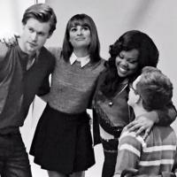 Lea Michele Shares Brand New GLEE Cast Photos & Relates 'I Can't Believe It's Our Last Season!'