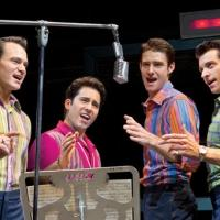JERSEY BOYS Becomes 17th Longest-Running Show in Broadway History Tonight, July 17