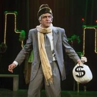 Photo Flash: First Look at Chicago Shakespeare's A Q BROTHERS' CHRISTMAS CAROL
