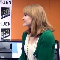 BWW TV Exclusive: BACKSTAGE WITH RICHARD RIDGE- JOHN & JEN's Kate Baldwin!