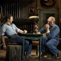Last 4 Weeks to See James Franco and Chris O'Dowd in OF MICE AND MEN, Now Through 7/27