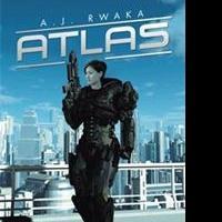 New Sci-Fi Novel, ATLAS: THE DEFIANT is Released