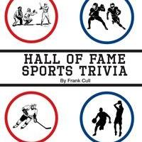 Frank Cull Releases HALL OF FAME SPORTS TRIVIA