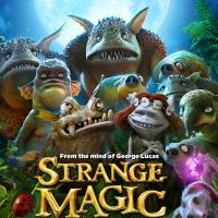 Chenoweth, Cumming Featured on STRANGE MAGIC Original Motion Picture Soundtrack, Out 2/17