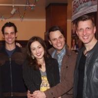 Photo Coverage: SERRANO THE MUSICAL Creative Team Visits the Show at The Matrix Theatre