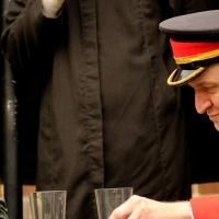 BWW Reviews: MOTHER COURAGE AND HER CHILDREN, The Royal Arsenal, Woolwich, September 12 2014