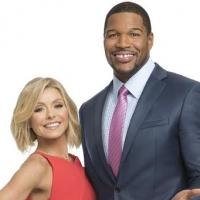 Scoop: LIVE WITH KELLY AND MICHAEL - Week of December 15, 2014