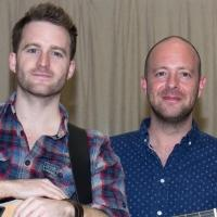 Photo Coverage: In Rehearsal with the Cast of ONCE National Tour