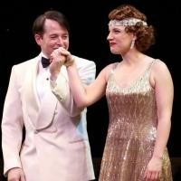 Photo Coverage: NICE WORK Welcomes New Cast - Jessie Mueller, John Treacy Egan and Conrad John Schuck!