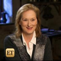 VIDEO: Stephen Sondheim Talks Casting Meryl Streep for INTO THE WOODS