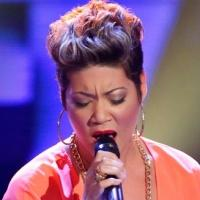 VIDEO: Tessanne Chin's 'Try' Spins Four Coaches Chairs on THE VOICE