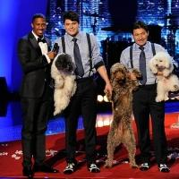 AGT Winners Terry Fator & Olate Dogs Perform on Results Show Tonight