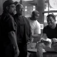 VIDEO: Dr. Dre & Ice Cube Featured in STRAIGHT OUTTA COMPTON Trailer