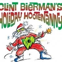 Clint Bierman's Holiday Hootenanny for H.O.P.E. Comes to the Town Hall, 12/22