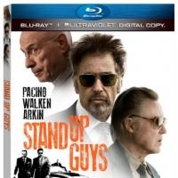 STAND UP GUYS Comes to Blu-ray/DVD & Digital Download Today