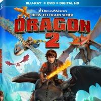 'How to Train Your Dragon 2' Arrives on DVD Today