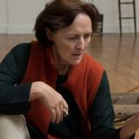 Photo Flash: In Rehearsal for THE TESTAMENT OF MARY with Fiona Shaw