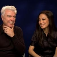 STAGE TUBE: David Byrne and Jaygee Macapugay Talk HERE LIES LOVE