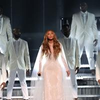 VIDEO: Beyonce Performs 'Take My Hand, Precious Lord' at GRAMMYS