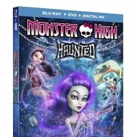 MONSTER HIGHT HAUNTED Out on Blu-ray/DVD, 3/24